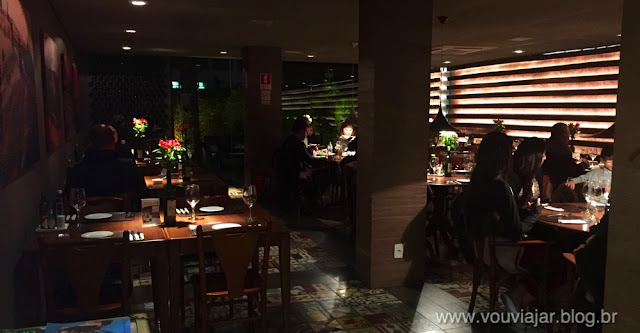 Restaurante Mamma Pasta, bem no centro de Gramado