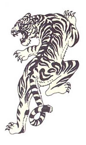 tiger tattoo 94