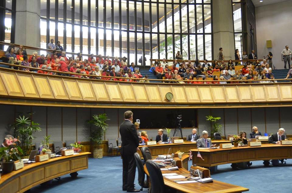 courtesy Hawaii Senate majority