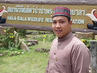 Mahasiswa IAIN Langsa Ini Akan Jadi Imam Tarawih di Thailand