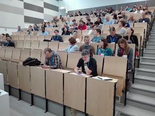Gespanntes Warten auf den Start des SaarCamp 2016