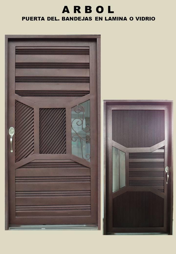 Indumetal monteria puertas entrada principal viviendas - Puerta entrada vivienda ...