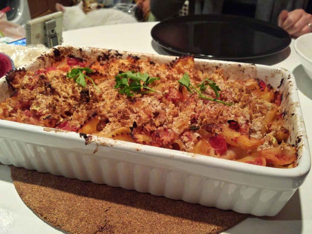 food, food, food, love food: Maria's Tuna & Pasta Bake ...