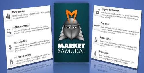 Download Market Samurai Cracked - Works Well on Windows7