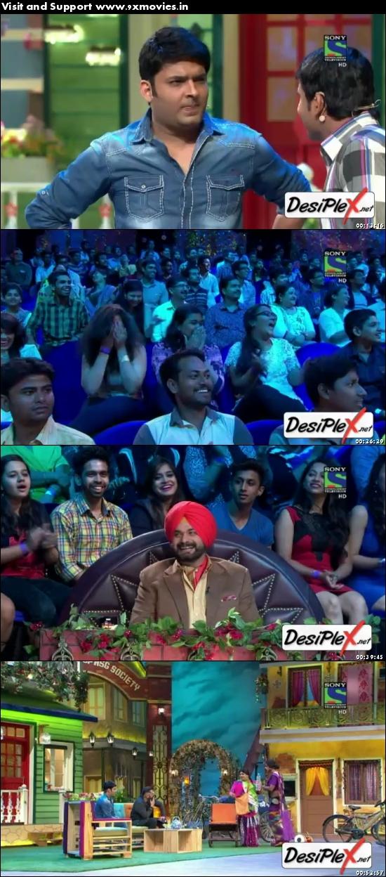 The Kapil Sharma Show 30 April 2016 HDTV 480p