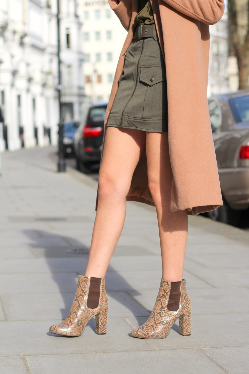 spring fashion styling boots