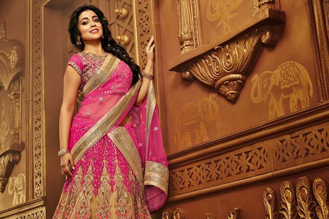 How To Create Your Bespoke Designer Party Wear Saree
