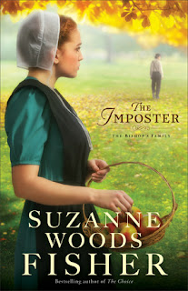 BookReview/ReadAnExcerpt The Imposter by Suzanne Woods Fisher