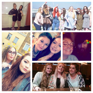 best friends photo collage