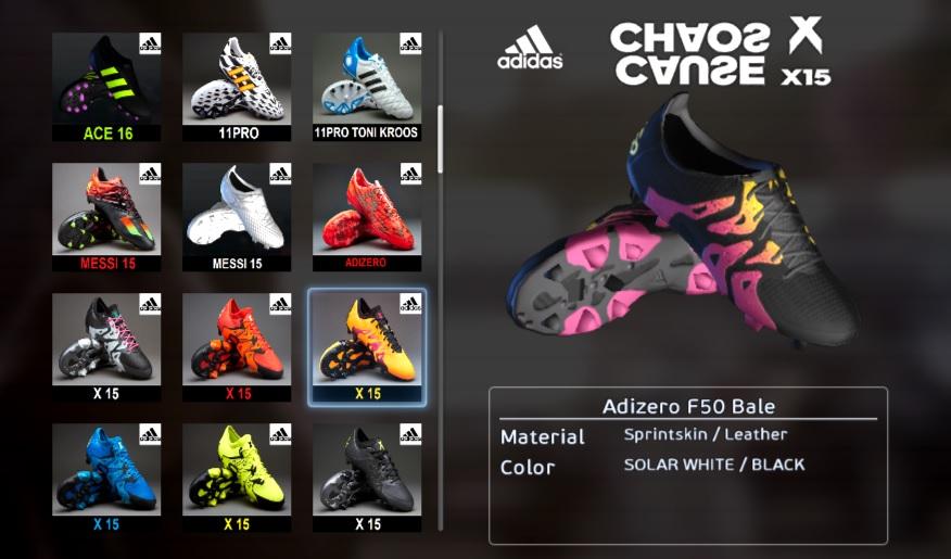 adidas x 2016 boots