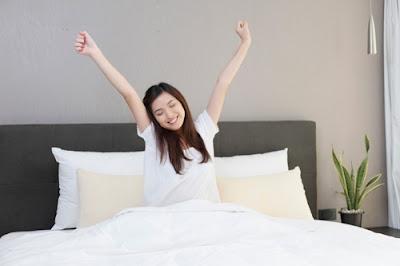 Để việc dậy sớm trở nên dễ dàng và khỏe khoắn hơn