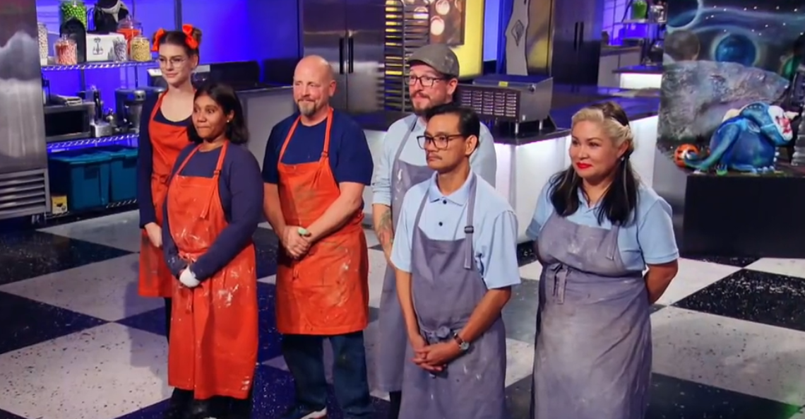 Food Network Gossip Halloween Wars Winner Crowned Tonight