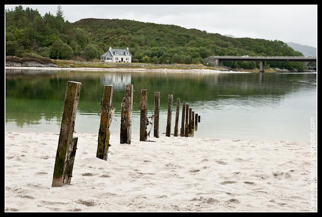 Playas de Morar (Escocia)
