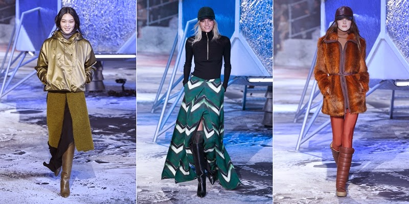 Sporty Futurism, H&M Studio Autumn Winter 2015, H&M Studio, Fashion, Autumn Winter 2015