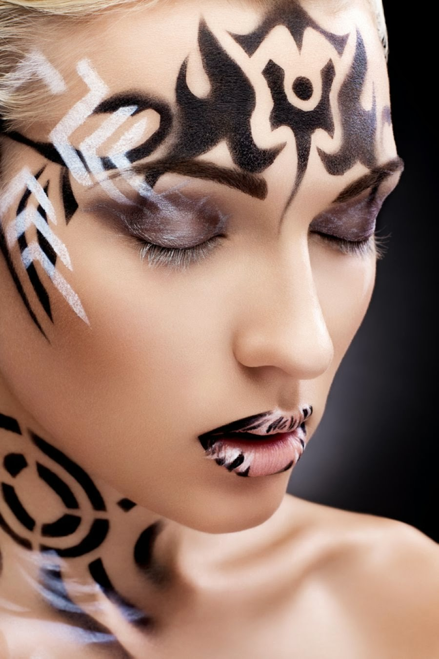 Incredibly Awesome Beauty And Makeup Portraits