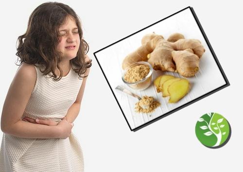 الزنجبيل يعالج التهاب المعدة في الأطفال وغثيان الصباح عند الحوامل