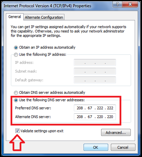 How to Fix DNS Server