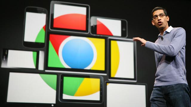 اختراق سوندار بيتشاي الرئيس التنفيذي لشركة جوجل على يد مجموعة القرصنة OurMine