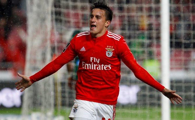 Benfica Blogue Cervi voltou aos golos