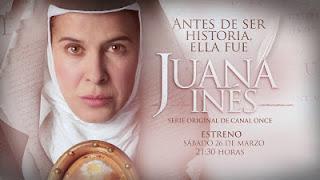 JUANA INÉS - série da NETFLIX
