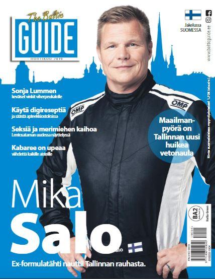 Baltic Guide 2019 huhtikuu - tallinna tutuksi
