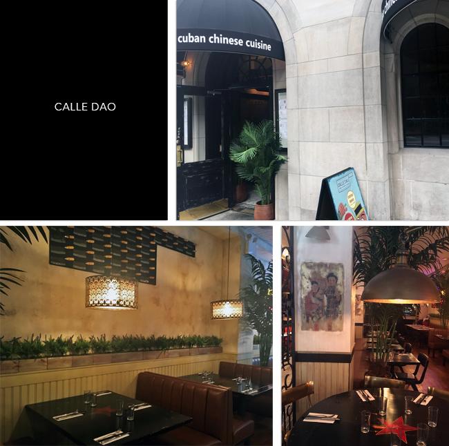 Calle Dao Chelsea, Calle Dao Review, Calle Dao Restaurant, Calle Dao New York, Calle Dão