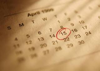 Mengenal Nama Hari, Bulan dan Keterangan Waktu lain dalam Bahasa Inggris