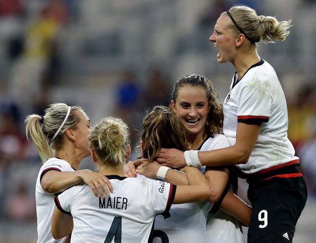 Final do torneio Olímpico de Futebol feminino do Rio-2016 - Suécia x Alemanha - Prognóstico, Horário e TV