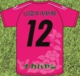 松江シティフットボールクラブ 2018 ユニフォーム-ゴールキーパー-1st