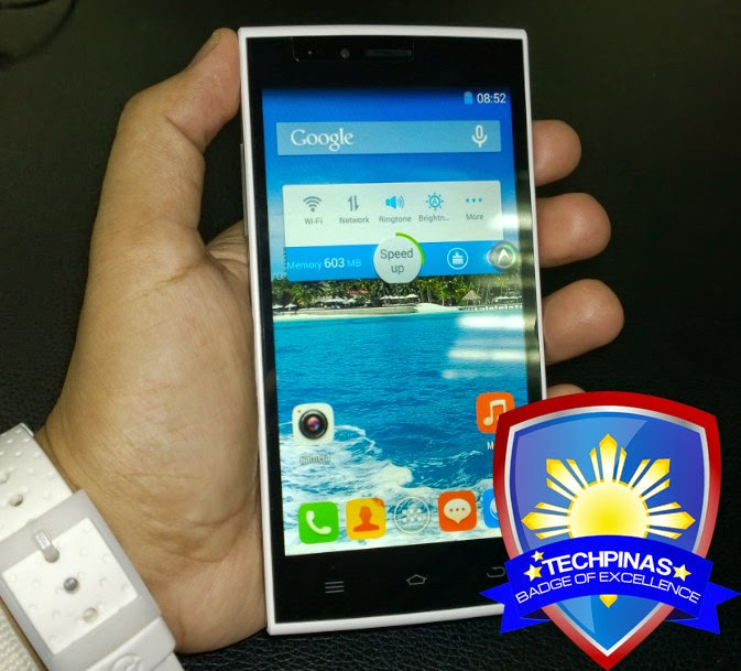 THL T6s, THL T6s Philippines, TechPinas Badge of Excellence