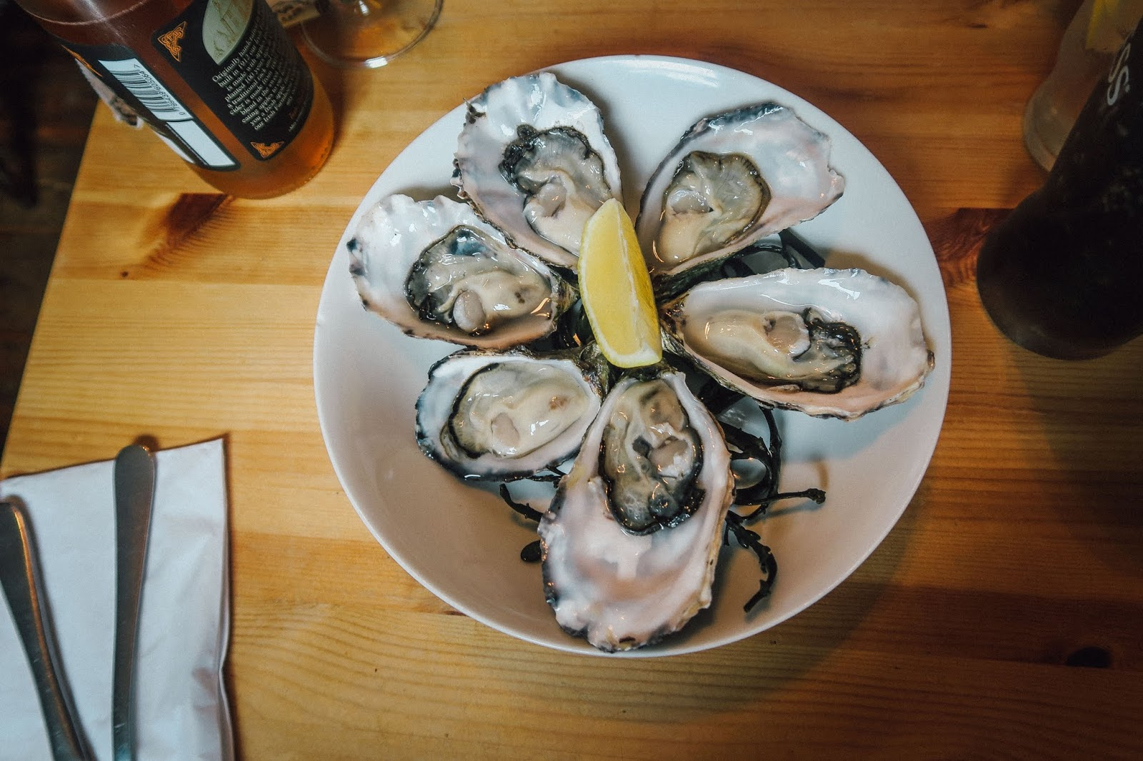 mourne seafood bar dundrum review liquid grain lobster oysters