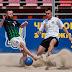 """Пляжний футбол: до Франківська знову завітають кращі """"пляжники"""" країни"""