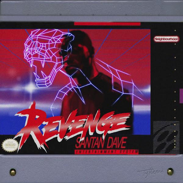 Dave - Revenge - Single Cover