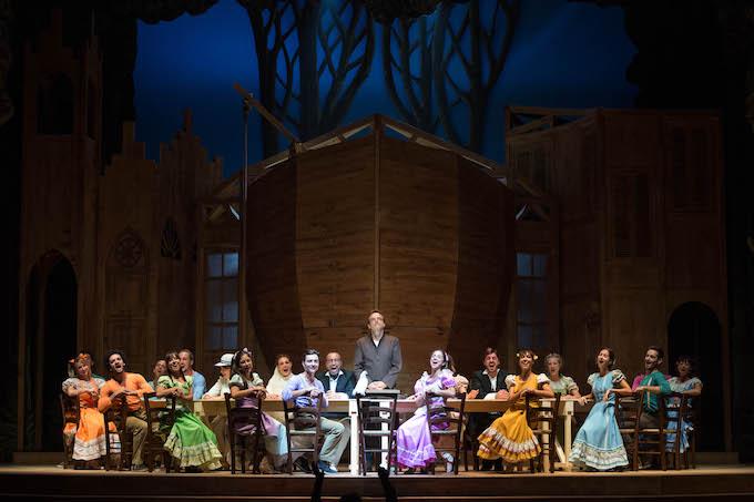 Aggiungi un posto a tavola in scena al teatro brancaccio a roma cosa mi metto - Aggiungi un posto a tavola clementina ...