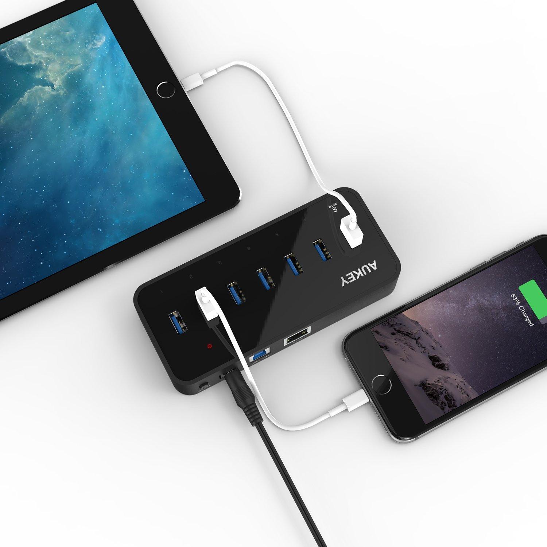 Hub USB per collegare 2 o più Hard Disk al Router