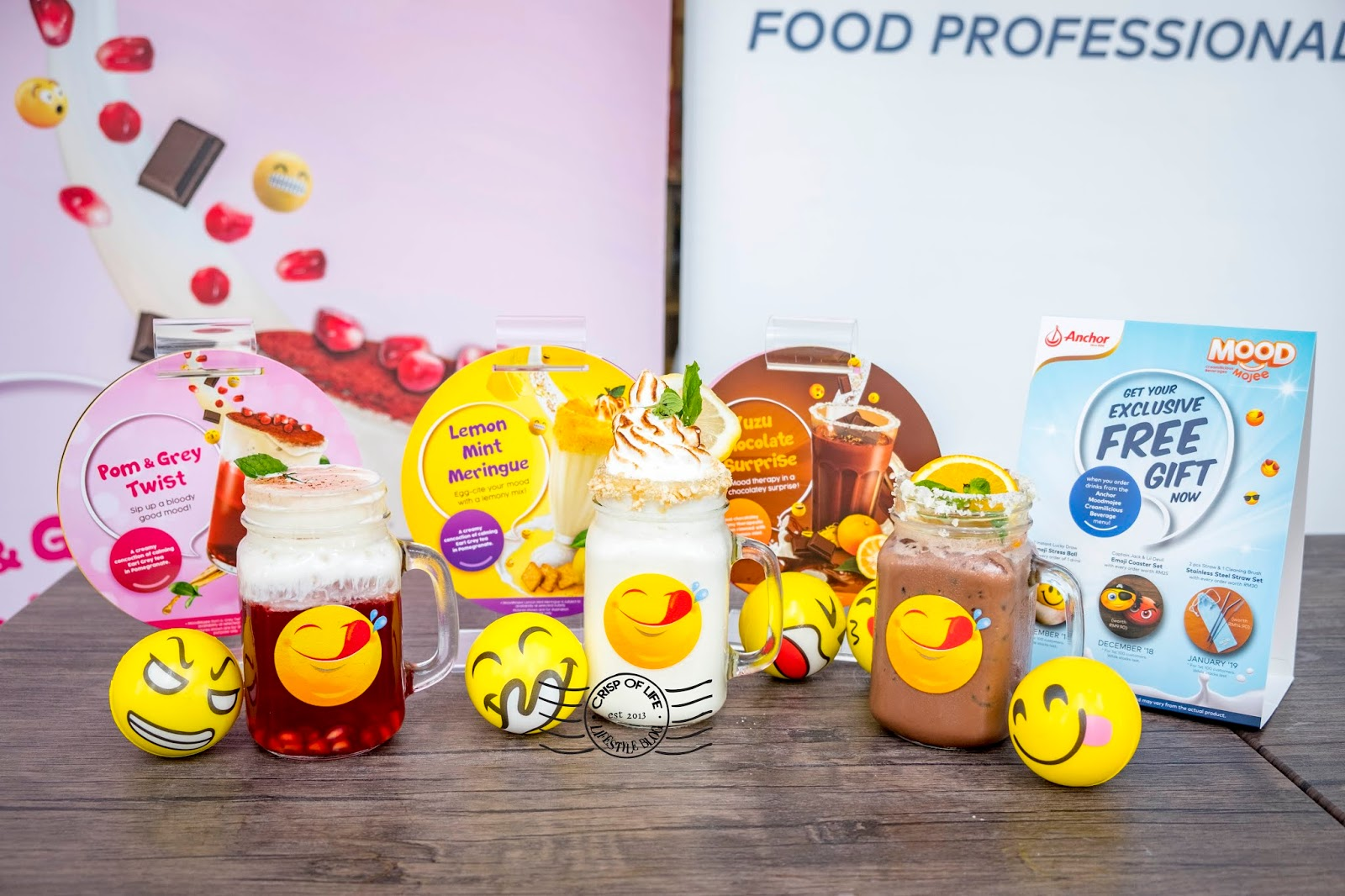Anchor Food Professionals Moodmojee drinks