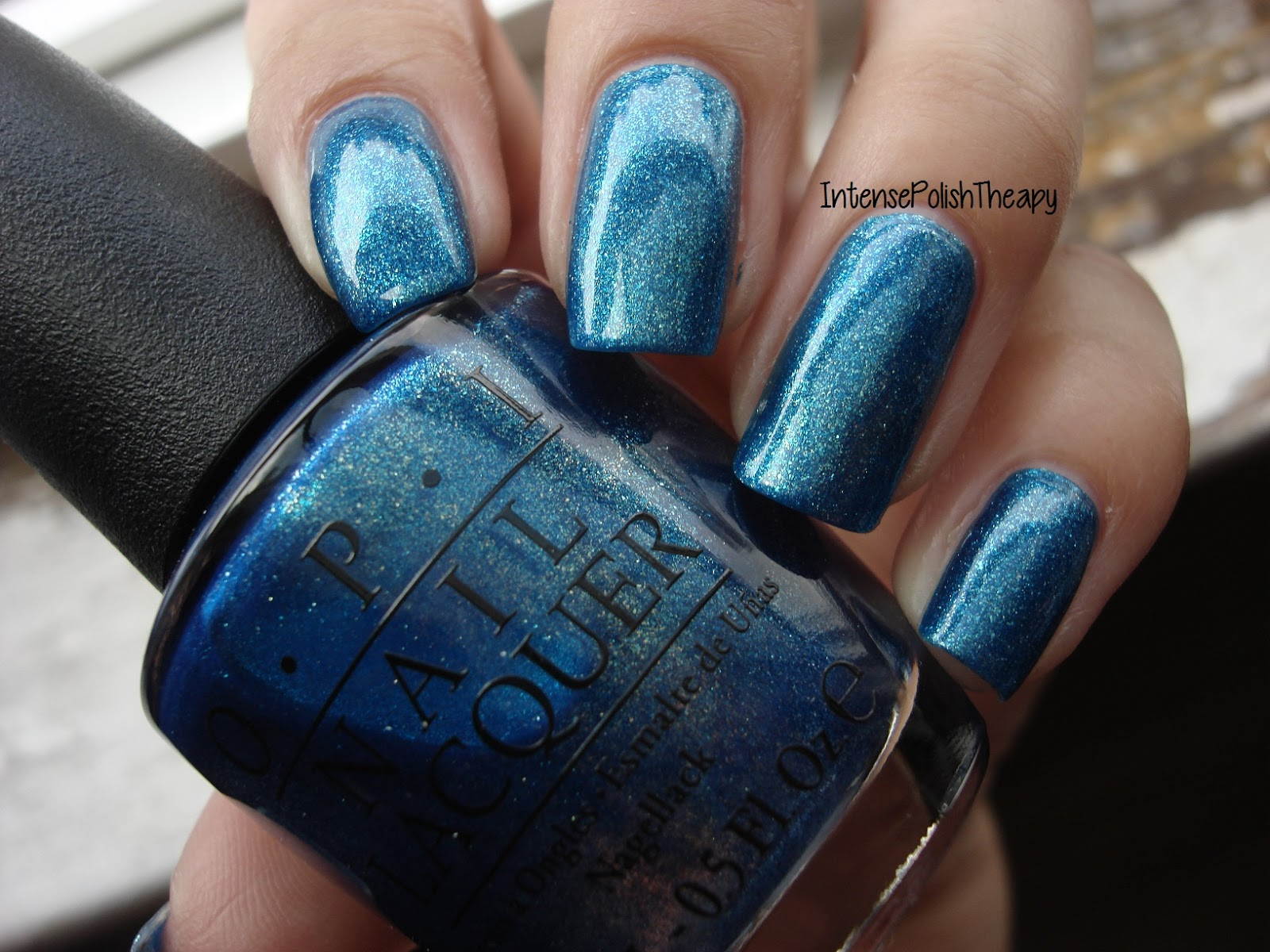 OPI - The Sky's My Limit