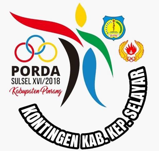 Selayar Runner Up, Klasemen Sementara Perolehan Medali Porda Sulsel