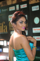Beautiful Pooja Shri in a Neon Blue Halter Top    Exclusive 013.JPG