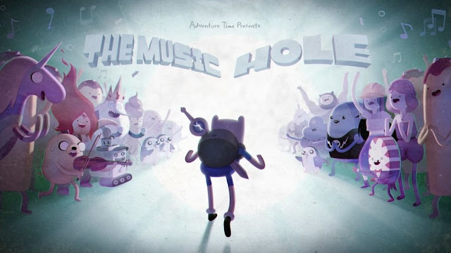 Adventure Time – The Music Hole