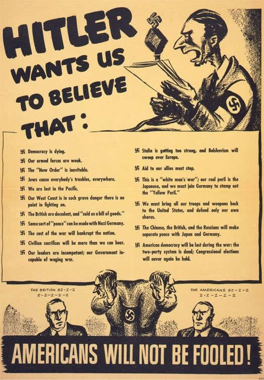 American Poster Hitler worldwartwo.filminspector.com
