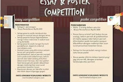 Maritime Festival Lomba Essay & Poster Competition 2018 Umum
