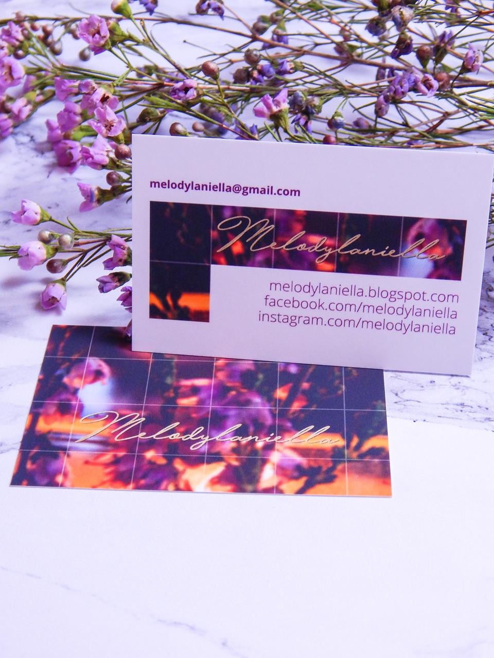 5 colour.me colourme colour me wizytówki druk wizytówek notesów kompleksowa obsługa firm gdzie wydrukować wizytówki zaproszenia kartki świąteczne melodylaniella recenzja