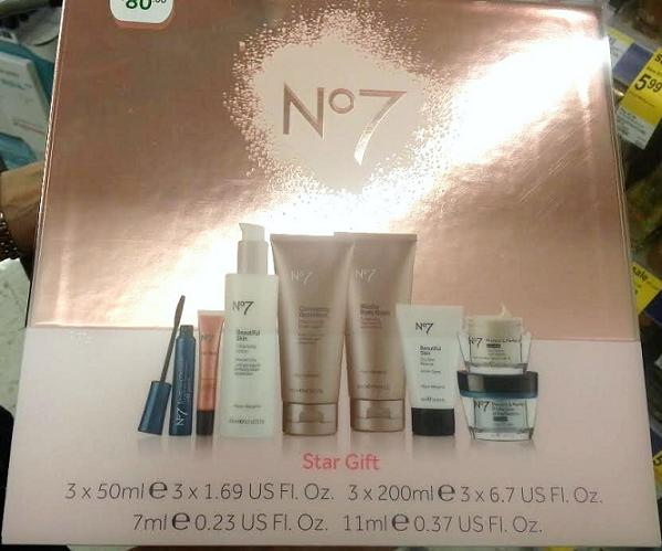 Eight Full-Size Boots No7 Products for $40 at Walgreens ...