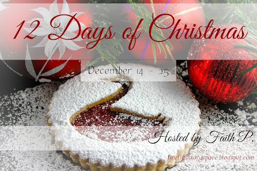 12 Days of Christmas // Day 8 // Christmas Collaboration
