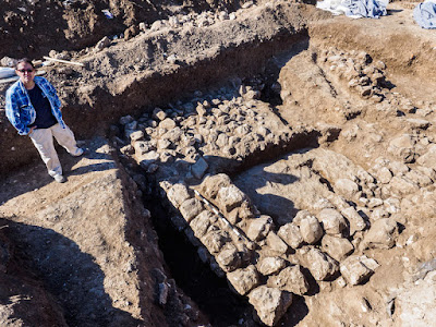 7,000-year-old settlement found in Jerusalem