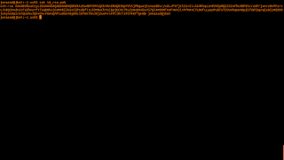 Ejemplo de public key