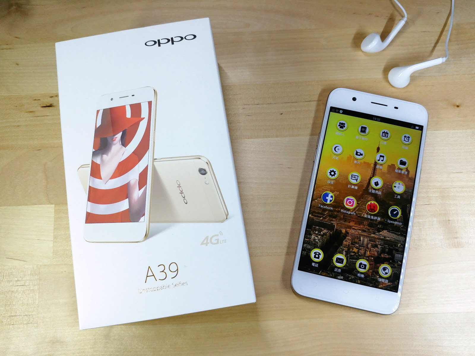 Oppo A39 114127 Cool3c 3 32 Gb