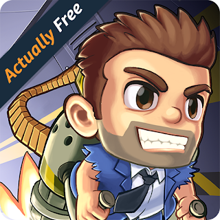 Gaming Apps, Jetpack Joyride