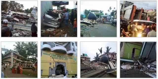 Gempa Guncang Aceh Shubuh Tadi! 18 Warga Syahid, Kerusakan Parah Dimana-mana, Yuk Ikut Bantu Ringankan Beban Mereka!